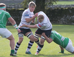 Wharfedale 39 - 22 Preston Grasshoppers October 06, 2018 32872.jpg (Mick Craig) Tags: 4g wharfedale action hoppers prestongrasshoppers agp preston lightfootgreen union fulwood upthehoppers rugby lancashire rugger sports uk