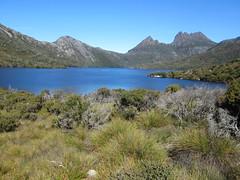 IMG_3845 (shearwater41) Tags: australia tasmania cradlemountain dovelake mountain lake