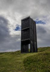 The Cage (Preston Ashton (Catching Up)) Tags: easington colliery prestonashton england uk mine clouds