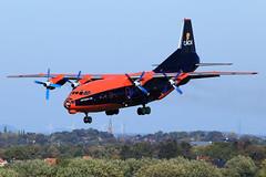 Cavok Airlines  Antonov An-12B UR-CJN (widebodies) Tags: liege lüttich lgg eblg widebody widebodies plane aircraft flughafen airport flugzeug flugzeugbilder cavok airlines antonov an12b urcjn