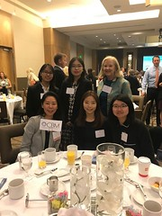 CBM table - MACPA Women to Watch
