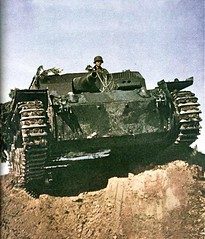 """German self-propelled artillery StuG III • <a style=""""font-size:0.8em;"""" href=""""http://www.flickr.com/photos/81723459@N04/44477363854/"""" target=""""_blank"""">View on Flickr</a>"""