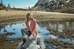 Frankonia n°1396 (Blouse et Foulard 2) Tags: blouse foulard frankonia silk scarf