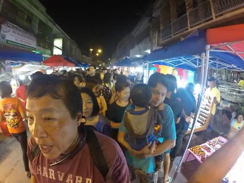 Chiang-Mai night market