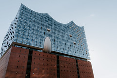 Elbphilharmonie (kai.pilger) Tags: elbphilharmonie hamburg architecture building germany europe landmark monument architectural structure city urban bricks glass