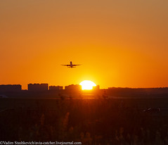 DSC_0017 (stashkevichv) Tags: aviation avia plane airplane airbus boeing nature gass forest sun sunset colors sky moon dark night nikon svo runway car rover rangerover airport airliners air airline