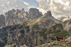 DSC_8257 (littleirons) Tags: panorama landscape lavaredo tre cime trecime alpi montagne