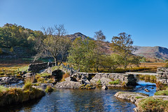 Slaters Bridge (scottprice16) Tags: england cumbria lakedistrict ldnp worldheritagesite history industrial slate mining bridge 1500s riverbrathay littlelangdale outdoors walking autumn october 2018 sunshine fuji fujixt1 18135mm