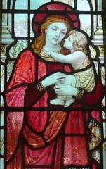 [66906] West Ashby : Lilian Frances Elmhirst Window (Budby) Tags: westashby lincolnshire church window stainedglass