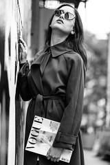 DSCF2274 (drkotaku) Tags: bw blackwhite blackandwhite fashion fashionphotography fujiphotography fujixt3 fujifilm manhattan model modeling newyorkcity photoshoot portrait portraits portraiture streetfashion
