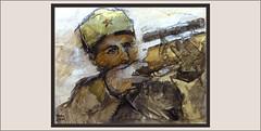 SOLDADOS-SIBERIANOS-RUSOS-FRANCOTIRADOR-SIBERIANO-PINTURA-ARTE-MILITAR-EJERCITO-ROJO-RUSIA-BATALLA-MOSCU-HISTORIA-SEGUNDA GUERRA MUNDIAL-PINTURAS-PINTOR-ERNEST DESCALS (Ernest Descals) Tags: siberianos siberiano soldado soldados rusos rusia russian moscu batalla art arte militar military urss ejercito army segundaguerramundial personajes historicos soldiers soldats francotirador francotiradores armas weapons uniforme equipo invierno siberian frio cold temperatura weather siberians sniper fusil hombres men man hombre warrior rojo soviet estrella roja2 redstair estrellaroja gorro hat pintura pinturas pintar pintures ww2 battle paint artwork pictures militares cuadros expresiones quadres paintings painting pintando pintor painter pintors painters ernestdescals plastica artistas plasticos artist secondworldwar