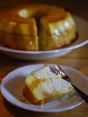 Filipino custard cake (c.flessen) Tags: bundts cakes caramel caramelsyrup chiffoncakes custard dessert flans filipinodesserts snacks syrup bakedgoods macrodesserts