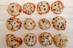 2018.10.21 Low Carbohydrate Chocolate Chip Cookies, Washington, DC USA 06722