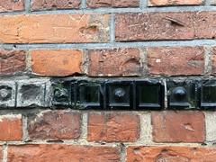 Speicherstadt (Rosmarie Voegtli) Tags: mur wall wand fassade speicherstadt steine rocks metal pattern architecture hamburg