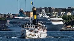 Ångbåt Storskär (tonyguest) Tags: ss storskär ångbåt steamship boat båt stockholm skärgård archipelago sweden tonyguest ship