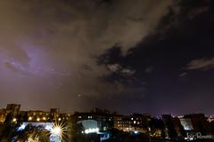 rayos (profesorxproyect) Tags: d7100 nikon angular tokina tokinaatx1116 nocturna night rayo light storm tormenta madrid lluvia rain