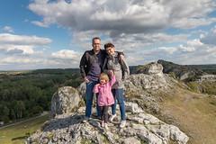 _DSF0861-2 (Kornelka, Natalka oraz Wiktor) Tags: olsztyn zamek olsztynie juromania 2018 castle