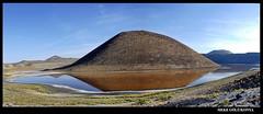 Meke volcanic lake (meren34) Tags: meke konya volcanic lake reflection turkey natural beauty