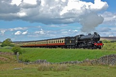 61264 (paul_braybrook) Tags: classb1 lner steamlocomotive moorgates goathland nymr northyorkshiremoors heritage railway trains