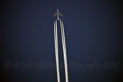 Contrails (Nabil Molinari Photography) Tags: contrails 747 boeing