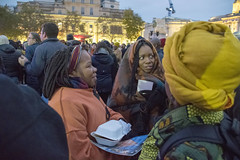 DSC_2255 Africa on the Square October 27 2018 Trafalgar Square London Black History Month.  DJ Wala Daughters (photographer695) Tags: africa square october 27 2018 trafalgar london black history month dj wala daughters