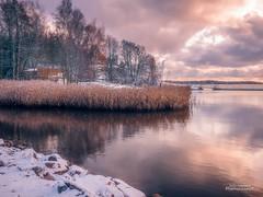 Ensilumi (Joni Salama) Tags: talvi vesi luonto lumi helsinki suomi meri uusimaa finland fi winter nature snow sea landscape seascape