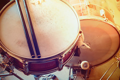 Snare And Kick (dejankrsmanovic) Tags: drum instrument kit music musical percussion rock bass beat entertainment equipment jazz metal set stage band closeup concert modern object popular professional rhythm sound stick audio background chrome cutout drumming drumstick flare metallic nobody performance play shiny show skin snare tom wood