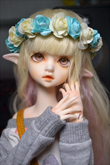 flowne5 (rappsface) Tags: bjd ball jointed doll balljointedoll dimdoll dollinmind mind flowne dimflowne abjd