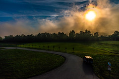 Hörnleberg/Schwarzwald 2018 (karlheinz klingbeil) Tags: sunrise südbaden himmel sonnenaufgang berg schwarzwald hörnleberg breisgau badenwürttemberg windenimelztal deutschland de