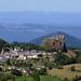 Apchon, Cantal, France