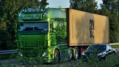 D - Roland Graf >Flagship< DAF XF Longliner (BonsaiTruck) Tags: airbrush roland graf flagship daf longliner lkw lastwagen lastzug triuck trucks lorry lorries camion caminhoes