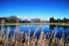 Tirol Ellmau - Traumhafter Blick und Wetter (Heide56) Tags: tirol ellmau kitzbühler alpen wilder kaiser