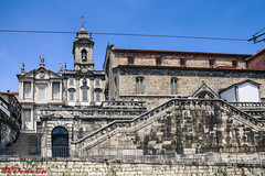 Monument Church Of St Francis (Porto, Portugal) (Yuri Dedulin) Tags: architecture culture eu europe history landscape oldcity portigal porto travel yuridedulin tourism sight 2018 yuri dedulin attraction landmarks magnificent unique quiet cultural monument catholic gothic church spectacular religion 14century franciscan remarkable interiors baroque altarpieces giltwood sightseeing historical medieval beautiful attractions daytours great places