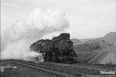 2018/1/1 JS6224 Sandaoling (Pocahontas®) Tags: js6224 kodak railway railroad rail railraod steam steamlocomotive station steamtrain steamengine engine kodakfilm tmax400