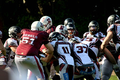 DISO4914 (Wuppertal Greyhounds) Tags: wuppertal greyhounds verbandsliga nrw disografie blende8 american football