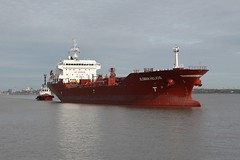 Sloman Helios (das boot 160) Tags: slomanhelios tanker tankers ships sea ship river rivermersey port docks docking dock boats boat mersey merseyshipping maritime manchestershipcanal