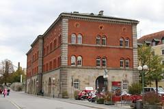 Passau: Hauptzollamt (Helgoland01) Tags: passau niederbayern bayern deutschland germany zoll cust