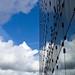 DSC_2458 Glass mirror reflection - Manchester