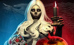 Halloween is coming ... (Naria Panthar) Tags: catwa maitreya secondlife sl aviglam sintiklia equal10 gaeg cureless