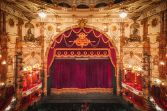 The London Coliseum (Rich Walker75) Tags: english england london opera theatre classical architecture buildings building openhouse openhouselondon2018 openhouselondon canon eos eos80d history historic historical