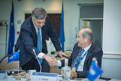 A23A8644 (More pictures and videos: connect@epp.eu) Tags: epp summit european people party brussels belgium october 2018 jansa janez janša slovenia andrej plenković prime minister croatia