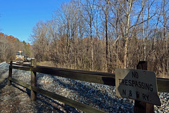 """""""Fence Line"""" (Tristan_Miller) Tags: ns norfolk southern intermodal freight train montvale virginia"""