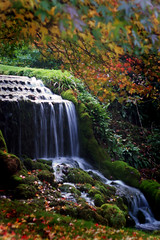 Dorset (IP2DUGQER6KP74NGFHLTQLS5S3) Tags: waterfall littlebredy dorset autumn