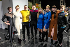 DST 2018 - 104 (Jyoti Mishra) Tags: dst 2018 dst2018 destination star trek startrek destinationstartrek nec birmingham tos tng voyager ds9 enterprise discovery tas convention sfconvention
