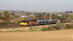 67023 t&t 67027, Oakley (Ian75 Rail Photos) Tags: 67023 67027