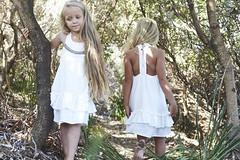 SS181008 RAZOR BACK DRESS Cheesecloth front and back (ZacaluZoo) Tags: miilovemu kids fashion boho children