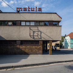 Metuje (Maciej Dusiciel) Tags: architecture architectural city urban socialist modernism building travel europe world czech teplice metuji sony alpha