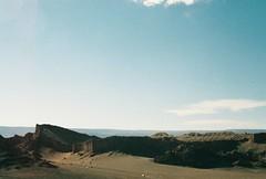 Análoga - Valle de la Luna (cami.urban) Tags: análoga analog film 35mm casiorf3 analogphotography desiertodeatacama atacama chile