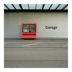 Garage (ngbrx) Tags: oerlikon zurich switzerland zürich schweiz suisse svizzera garage strase street