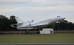 G-OIMF Dassault Falcon 7X (R.K.C. Photography) Tags: goimf dassault falcon7x 125 tagaviation aircraft aviation bizjet british luton bedfordshire england unitedkingdom uk londonlutonairport ltn eggw canoneos100d